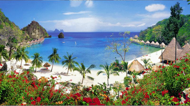 PHILIPPINEN MAGAZIN - MEIN MITTWOCHSTHEMA - SCHOENE STRANDRESORTS - Apulit Island Resort