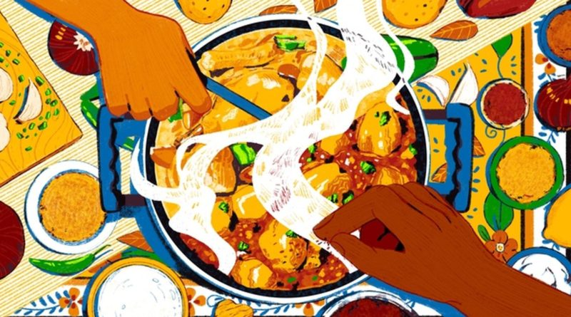 PHILIPPINEN MAGAZIN - BLOG - Die Curry-Spur: Die Wurzeln der indischen Aromen auf den Philippinen