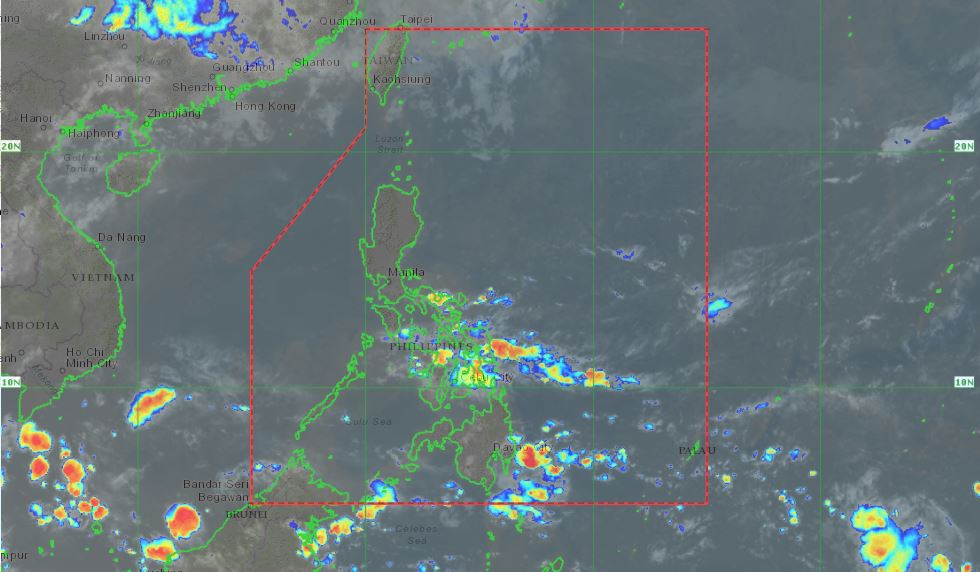 PHILIPPINEN MAGAZIN - WETTER - Die Wettervorhersage für die Philippinen Dienstag, den 04. Mai 2021