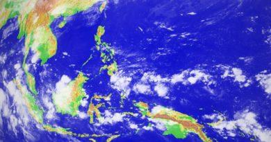 PHILIPPINEN MAGAZIN - WETTER - Die Wettervorhersage für die Philippinen Mittwoch, den 05. Mai 2021