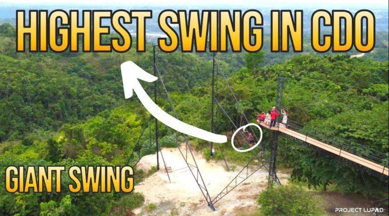 PHILIPPINEN MAGAZIN - VIDEOSAMMLUNG - Die höchste Schaukel in Cagayan de Oro