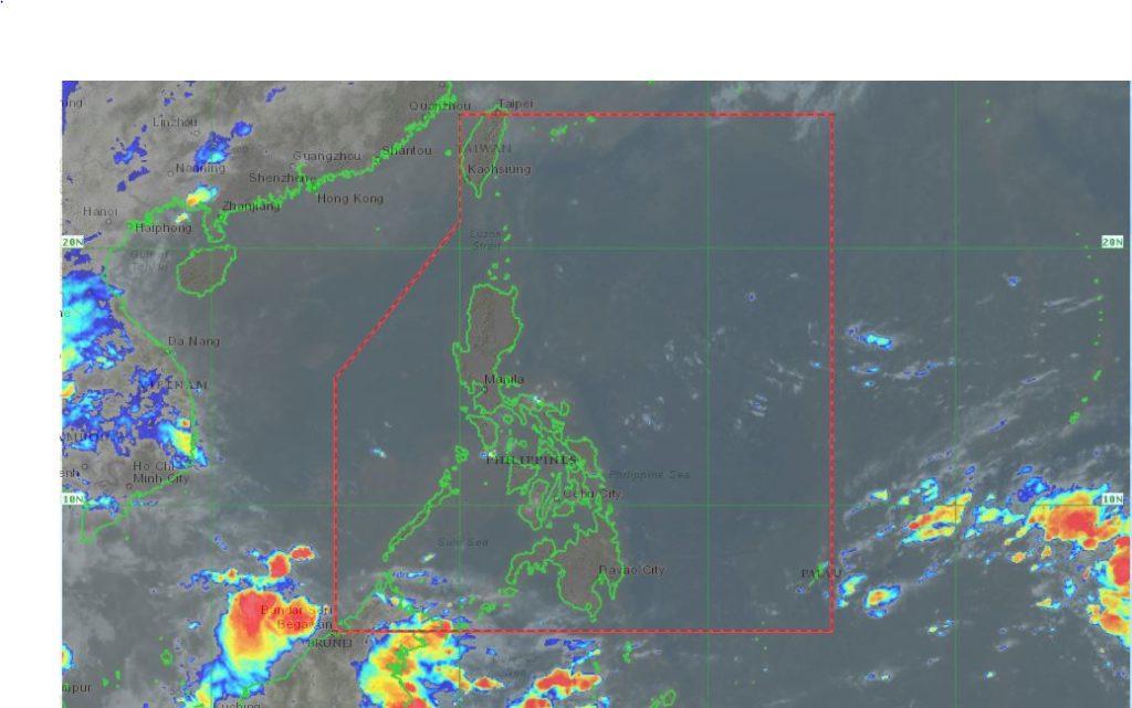 PHILIPPINEN MAGAZIN - WETTER - Die Wettervorhersage für die Philippinen Donnerstag, den 06. Mai 2021