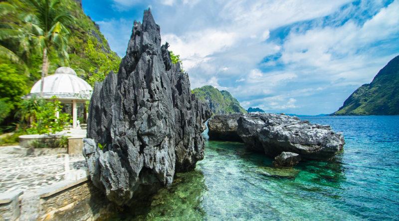 PHILIPPINEN MAGAZIN - MEIN FREITAGSTHEMA - SCHÖNE INSELN - Mantinoc Island