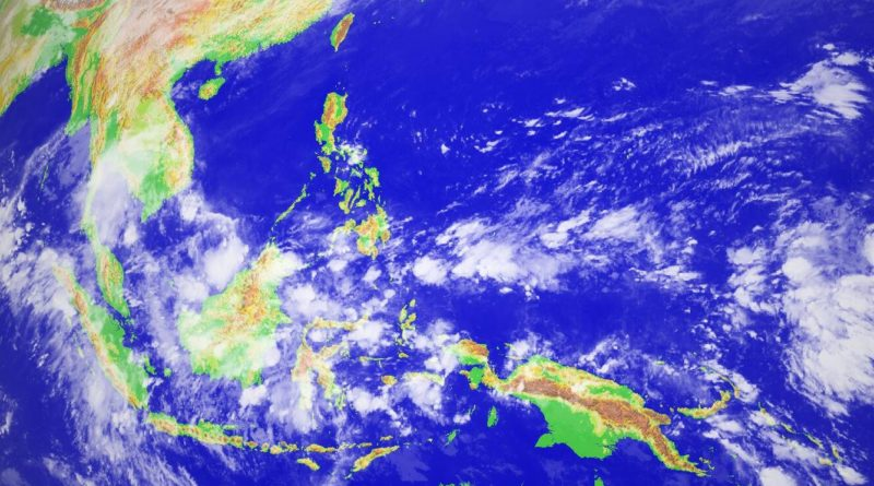 PHILIPPINEN MAGAZIN - WETTER - Die Wettervorhersage für die Philippinen Freitag, den 07. Mai 2021