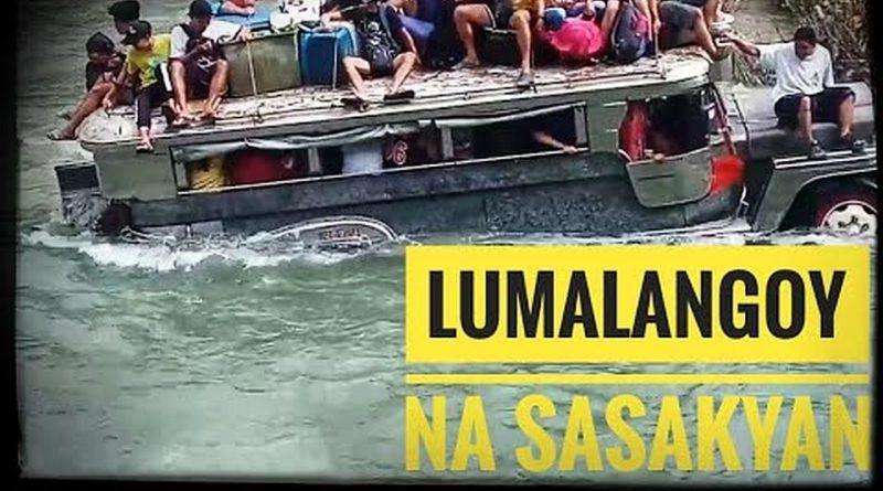 PHILIPPINEN MAGAZIN - VIDEOSAMMLUNG - Abenteuerliche Flußdruchquerung