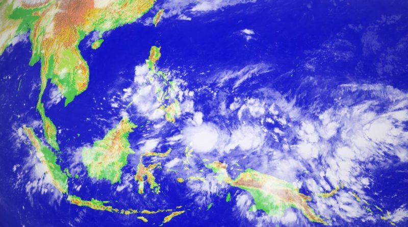 PHILIPPINEN MAGAZIN - WETTER - Die Wettervorhersage für die Philippinen Montag, den 10. Mai 2021