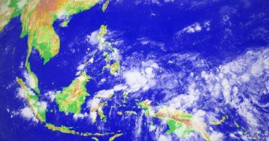 PHILIPPINEN MAGAZIN - WETTER - Die Wettervorhersage für die Philippinen Dienstag, den 11. Mai 2021
