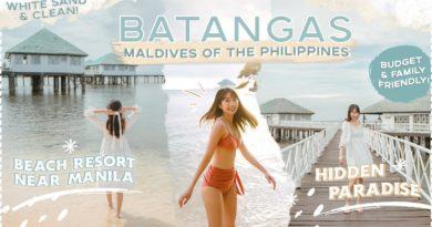 PHILIPPINEN MAGAZIN - VIDEOSAMMLUNG - Wie auf den Malediven im Strandresort in Batangas