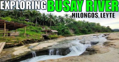 PHILIPPINEN MAGAZIN - VIDEOSAMMLUNG - Am Fluß Busay in Hilongos