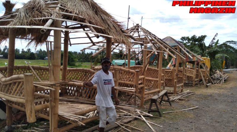 PHILIPPINEN MAGAZIN - FOTO DES TAGES - Beim Kubo-Macher Foto von Sir Dieter Sokoll für PHILIPPINEN MAGAZIN