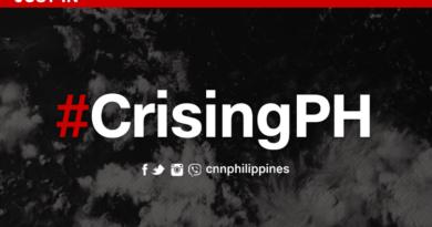 PHILIPPINEN MAGAZIN - WETTER - Wetter-Update: Alle Windsignale aufgehoben, Crising nur noch Tief