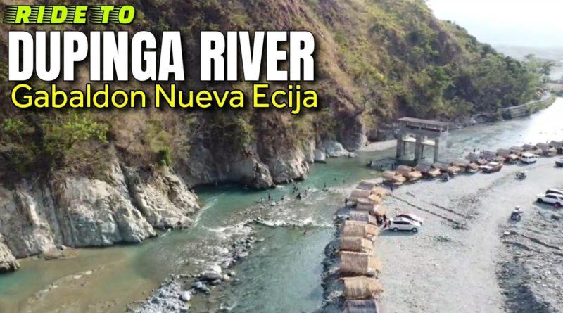 PHILIPPINEN MAGAZIN - Motorradfahrt zum Dupinga River in Ecija Nueva