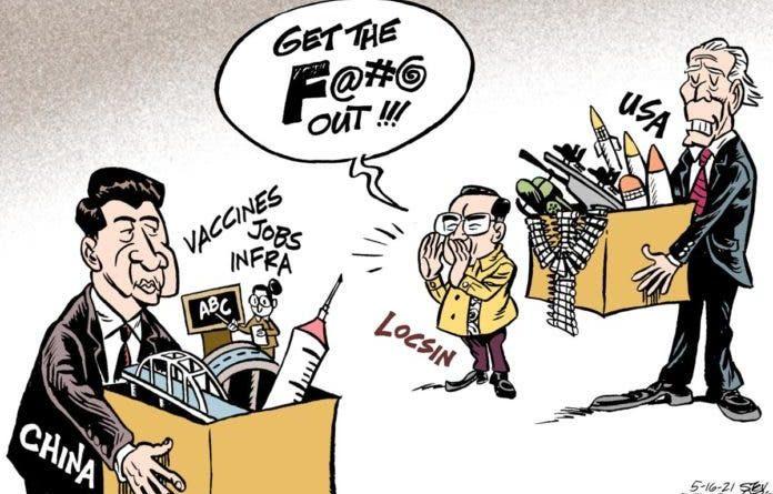 PHILIPPINEN MAGAZIN - KARIKATUR - Die Karikatur im PHILIPPINEN MAGAZIN