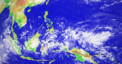 PHILIPPINEN MAGAZIN - WETTER - Die Wettervorhersage für die Philippinen, Montag, den 17. Mai 2021