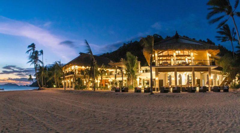 PHILIPPINEN MAGAZIN - MEIN MITTWOCHSTHEMA - SCHÖNE STRANDRESORTS DER PHILIPPINEN - Amanpulo Resort