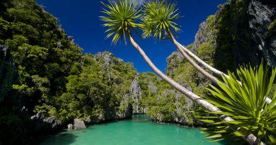 PHILIPPINEN MAGAZIN - MEIN FREITAGSTHEMA - SCHÖNE INSELN DER PHILIPPINEN - Miniloc Island