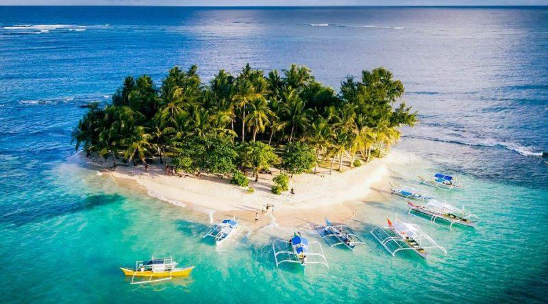PHILIPPINEN MAGAZIN - MEIN SAMSTAGSTHEMA - REISEZIELE IN MINDANAO - Insel Guyam