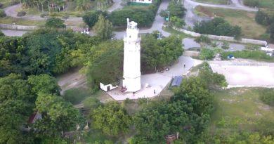 PHILIPPINEN MAGAZIN - VIDEOSAMMLUNG - Der Leuchtturm am Bagacay Point in Liloan Cebu