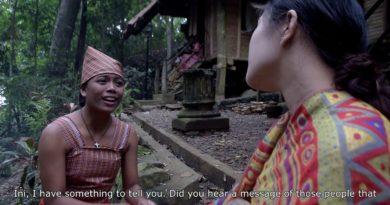 PHILIPPINEN MAGAZIN - VIDEOSAMMLUNG - Die Manobo Geschichte