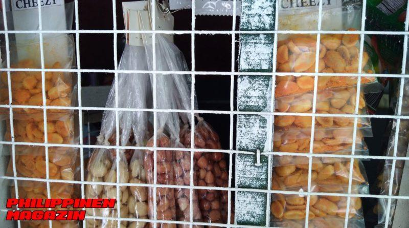 PHILIPPINEN MAGAZIN - FOTO DES TAGES - Neue Geschmacksrichtung bei Erdnüssen Foto von Sir Dieter Sokoll für PHILIPPINEN MAGAZIN