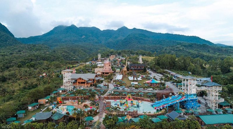 PHILIPPINEN MAGAZIN - MEIN MONTAGSTHEMA - Campuestohan Highland Resort