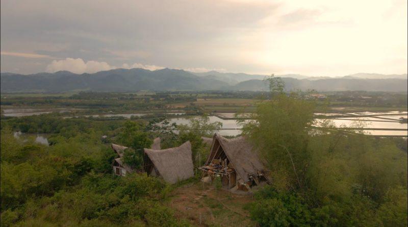 PHILIPPINEN MAGAZIN - VIDEOSAMMLUNG - Drohnenflug rund um die Insel Dewey - Bais
