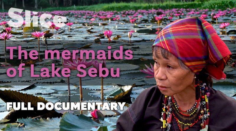 PHILIPPINEN MAGAZIN - VIDEOSAMMLUNG - Die Nixen vom Sebu-See