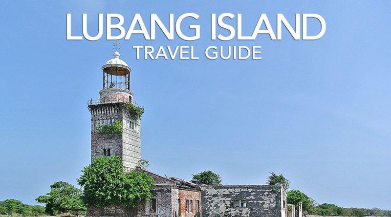 PHILIPPINEN MAGAZIN - BLOG - Flucht in ein anderes Mindoro - Die Insel Lubang