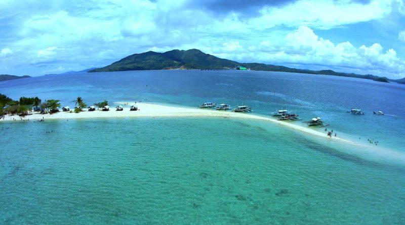PHILIPPINEN MAGAZIN - VIDEOSAMMLUNG - Sandbank Insel Concepcion