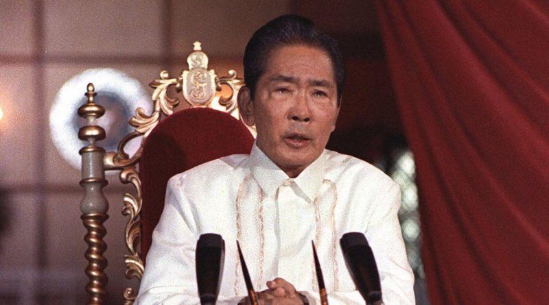PHILIPPINEN MAGAZIN - REISEN - KULTUR - BERÜHMTE LEUTE - Ferdinand Marcos