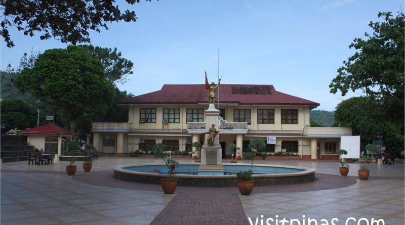 PHILIPPINEN MAGAZIN - REISEN - Touristische Ortsbeschreibung für Santo Domingo
