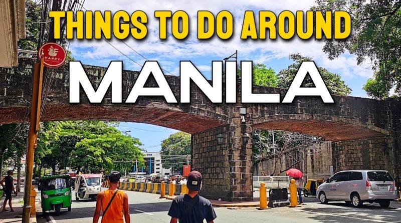 PHILIPPINEN MAGAZIN - VIDEOSAMMLUNG - Was man in Manila unternehmen und besuchen kann