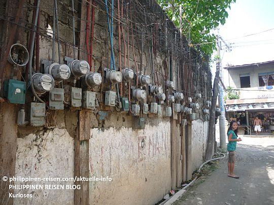 PHILIPPINEN MAGAZIN - DER PHILIPPINISCHE EXPAT KLUB - GRUPPE ALLGEMEIN - Versorgungsbetriebe und ihre Arbeitsweise Foto von Sir Dieter Sokoll für PHILIPPINEN