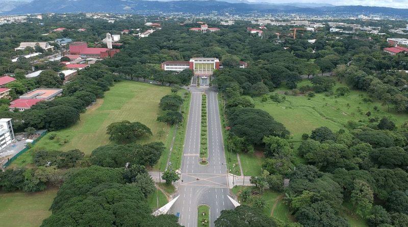 PHILIPPINEN MAGAZIN - MEIN MITTWOCHSTHEMA - IM VORBEIFAHREN - UP Diliman