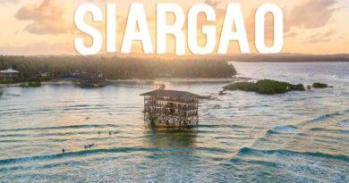 PHILIPPINEN MAGAZIN - MEIN FREITAGSTHEMA - SCHÖNE INSELN DER PHILIPPINEN - Siargao, Surigao del Norte