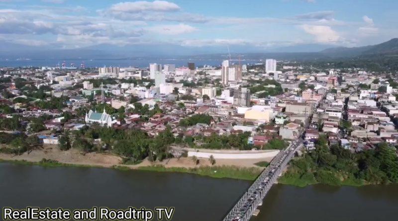 PHILIPPINEN MAGAZIN - SIGHTS OF CAGAYAN DE ORO & NORTHERN MINDANAO - Aerial views of Cagayan River