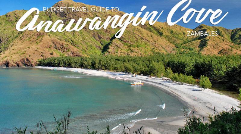 PHILIPPINEN MAGAZIN - MEIN SAMSTAGSTHEMA - REISEZIELE AUF LUZON - Anawangin Cove