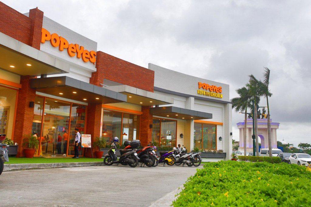 PHILIPPINEN MAGAZIN - MEIN MITTWOCHSTHEMA - BESUCH IM VORBEIFAHREN - Arcovia City in Pasig City