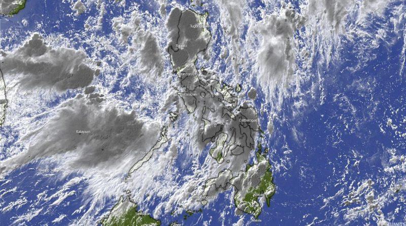 PHILIPPINEN MAGAZIN - WETTER - Von Nord- bis Süd-Philippinen Gewitter