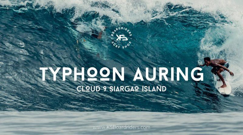 PHILIPPINEN MAGAZIN - VIDEOSAMMLUNG - Sturmsurfen an Cloud 9 auf Siargao