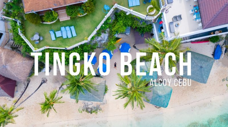 PHILIPPINEN MAGAZIN - VIDEOSAMMLUNG - Tingko Beach in Alcoy