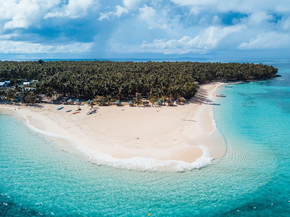 PHILIPPINEN MAGAZIN - MEIN SAMSTAGSTHEMA - REISEZIELE IN MINDANAO - Daku Island Siargao