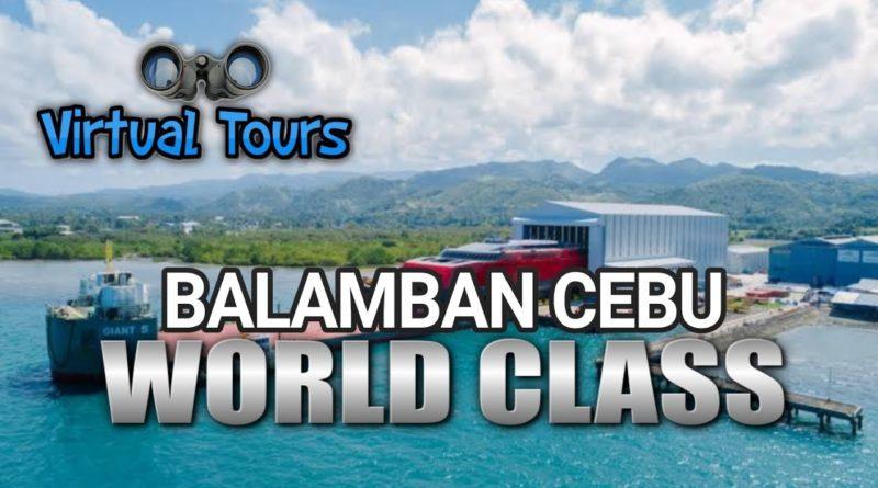 PHILIPPINEN MAGAZIN - VIDEOSAMMLUNG - Balamban Cebu Weltklasse-Fortschrittstechnologie