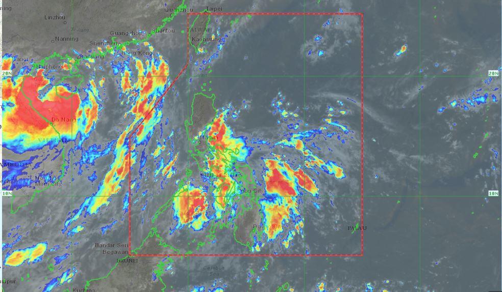 PHILIPPINEN MAGAZIN - WETTER - Die Wettervorhersage für die Philippinen, Sonntag, den 13. Juni 2021