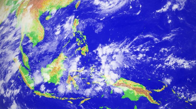 PHILIPPINEN MAGAZIN - WETTER - Die Wettervorhersage für die Philippinen, Montag, den 14. Juni 2021