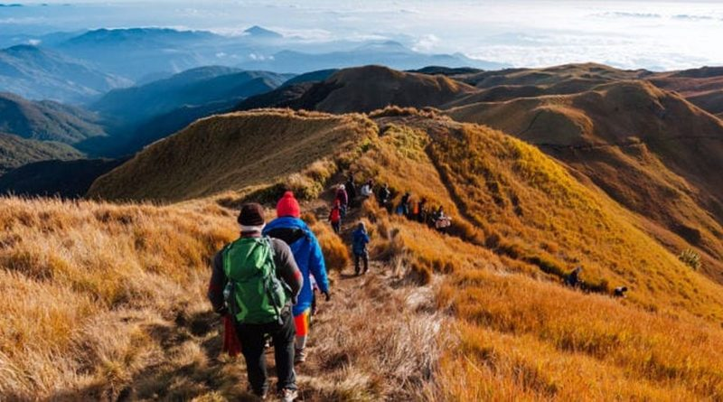 PHILIPPINEN MAGAZIN - MEIN DIENSTAGSTHEMA - WAS TUN IN DEN PHILIPPINEN - Bergwandern