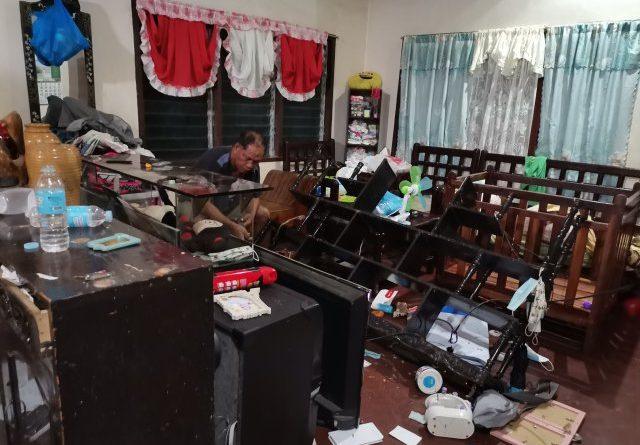 PHILIPPINEN MAGAZIN - NACHRICHTEN - Schäden durch Erdbeben in Bukidnon