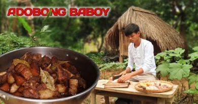 PHILIPPINEN MAGAZIN - VIDEOSAMMLUNG - ADOBO KOCHEN | Leben auf dem Lande auf den Philippinen