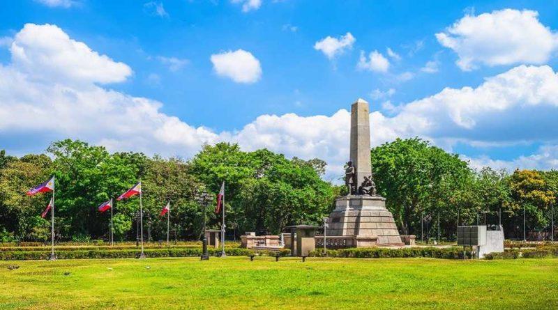 PHILIPPINEN MAGAZIN - MEIN MITTWOCHSTHEMA - IM VORBEIFAHREN ZU BESUCHEN - Rizal Park