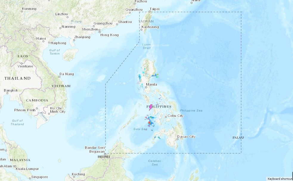 PHILIPPINEN MAGAZIN - WETTER - Die Wettervorhersage für die Philippinen, Donnerstag, den 17. Juni 2021